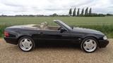 1993 Mercedes-Benz SL500 (R129)