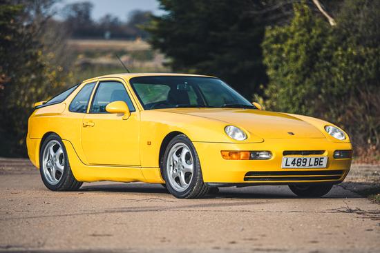 1994 Porsche 968 Club Sport (Luxury Pack)