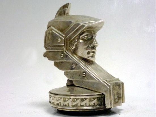 Minerva AL-Series 8-Litre Mascot and Badge