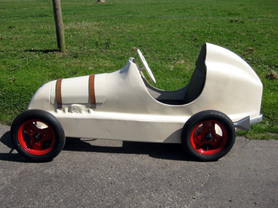 Austin Pathfinder Pedal Car