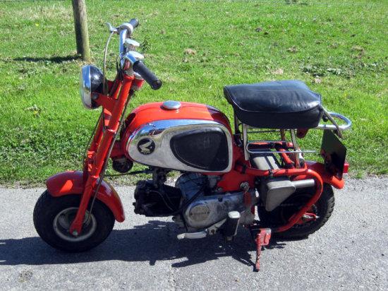 Honda Monkey Bike CZ100 / Z50 **
