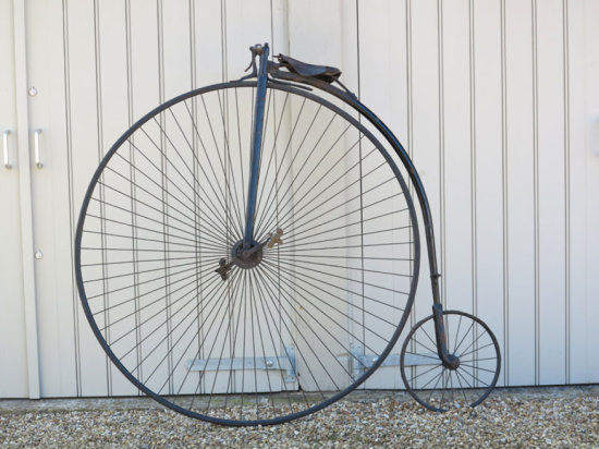 An Ordinary 'Penny Farthing' Bicycle **