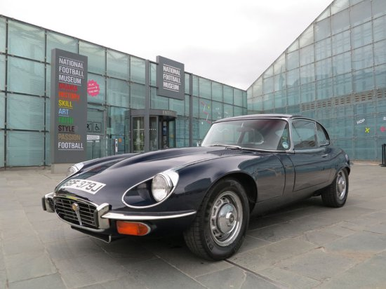 1971 Jaguar E-Type V12 Coupe