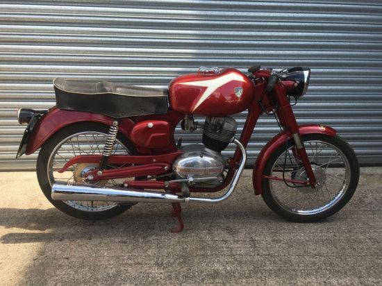 1964 Capriolo Sport 125
