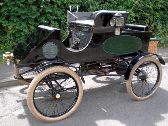 1901 Milwaukee Racer