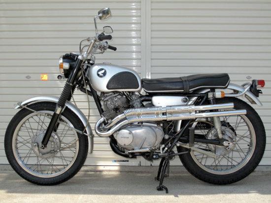 1964 Honda CL72