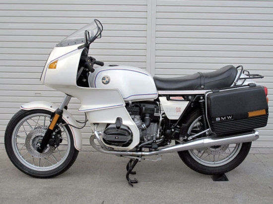 1983 BMW R100RS