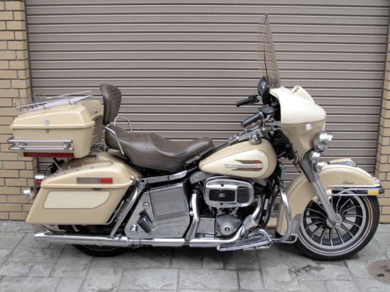 1979 Harley Davidson FLH-80