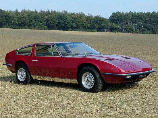 1970 Maserati Indy 4.2