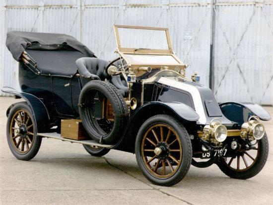 1910 Renault Type BY Roi-des-Belges