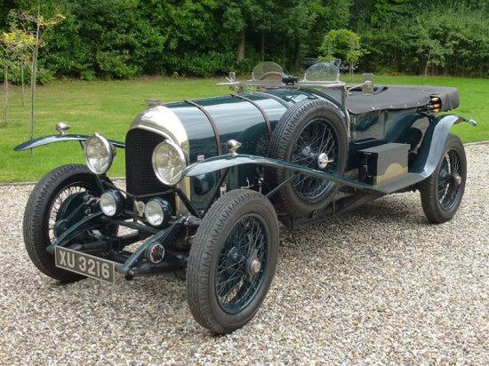 1924 Bentley 3/4.5 Litre Tourer