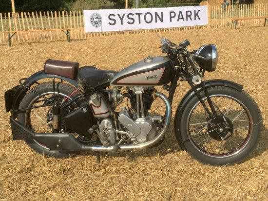1939 Norton ES2