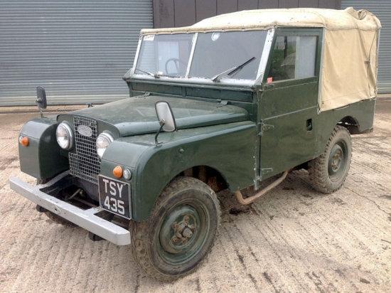 1958 Land Rover 88