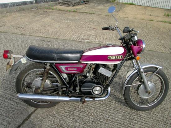 1970 Yamaha RD350