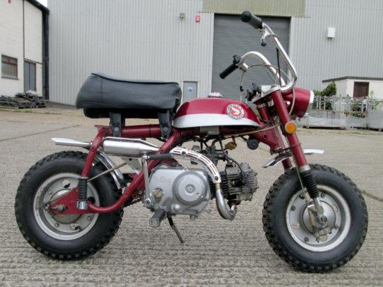 1969 Honda Z50A K1