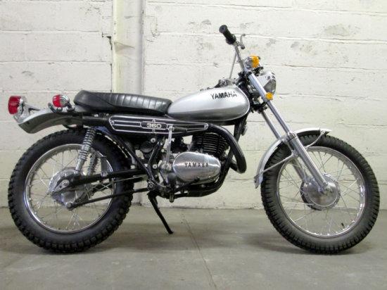 1972 Yamaha RT2