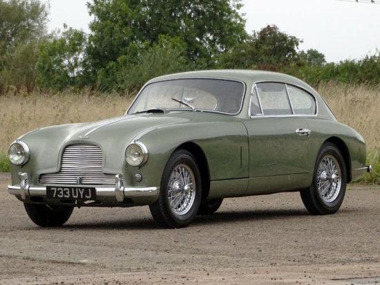1954 Aston Martin DB2/4 Saloon