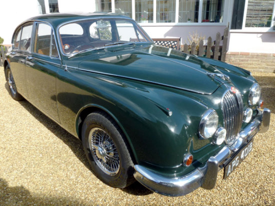 1963 Jaguar MK II 3.8 Litre
