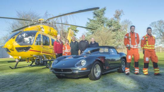 1964 Ferrari 330 GT Nembo Spider