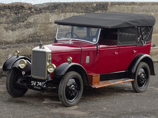 1928 Armstrong Siddeley 15hp Tourer