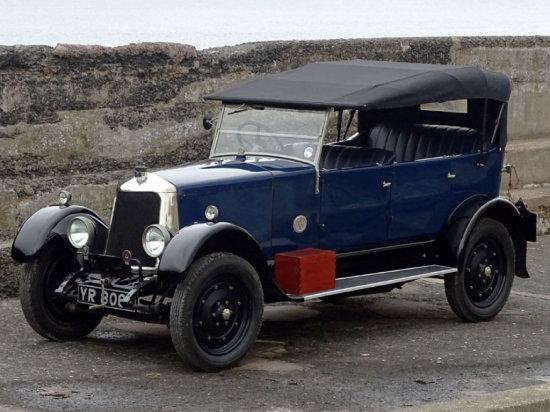 1926 Armstrong Siddeley 18hp MK II Short Tourer