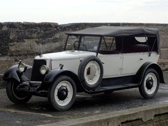 1928 Armstrong Siddeley 20hp Long Ascot Tourer