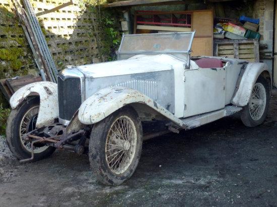 1932 Riley 9 Gamecock