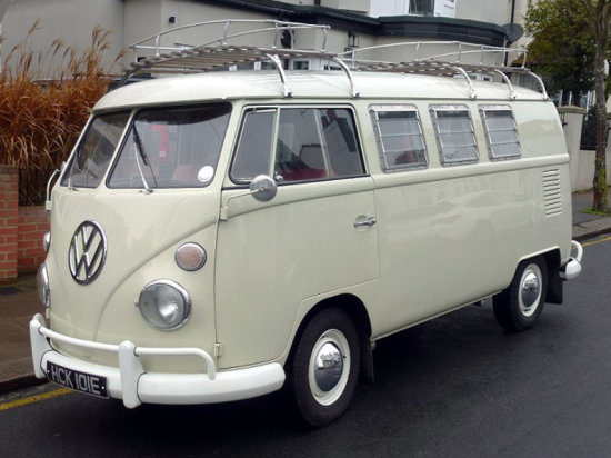 1967 Volkswagen Kombi Riviera Camper Van
