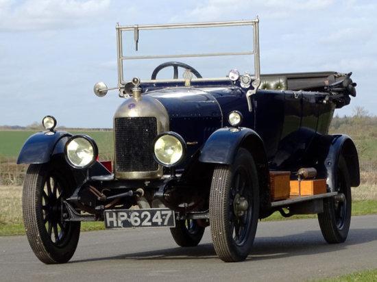 1923 Morris Oxford 'Bullnose' Tourer