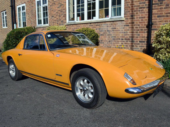 1968 Lotus Elan +2