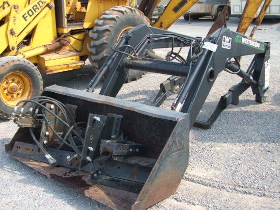 Westendorf TA 25 Loader | Farm Machinery & Implements