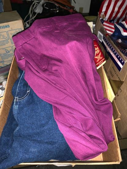 2 Sweaters, Pair of Faded Glory Pairs, Womens Jeans- All New Plus Sizes