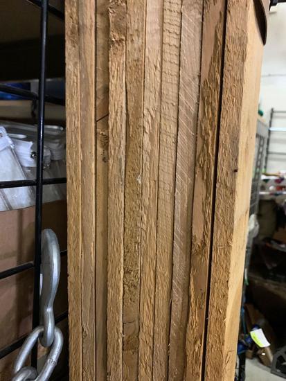 10- 6ft Cedar Fence Boards