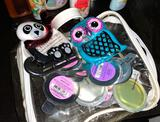 2 New Bath and Body Works Car Clips and 10 New Scents