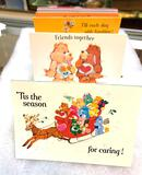 1980's Care Bear Post Cards- Never been Used