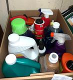 Lot of Cleaners (Most are New)