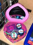 Kids Jewelry Box with Magnetic Charm Bracelet