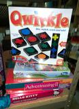 4 New in Package Games- Bring Back Family Game Night