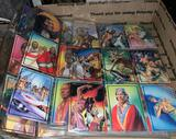 Vintage Native American Trading Collector Cards