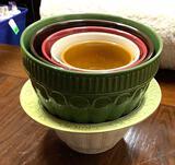 Real Home Stoneware Mixing Bowls