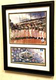 Framed 2001 Seattle All Star Game Photo