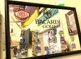 Bacardi Gold NBA Mirror 22