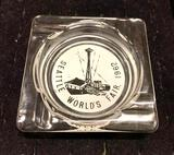 Vintage Ash Tray Seattle Worlds fair