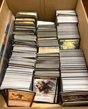 Lot of Magic the Gathering Cards- Unsearched 1993-2016 (& Small Handful of World of war craft)