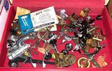 Lot of Vintage Drawer Pulls