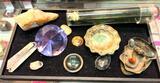 Kaleidoscope, Crystals, Polished Rocks etc