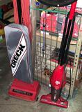 Oreck XL Vacuum and Small Dirt Devil Vacuum- Both Work