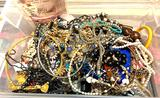 Lot of Jewelry- from Estate -unsearched