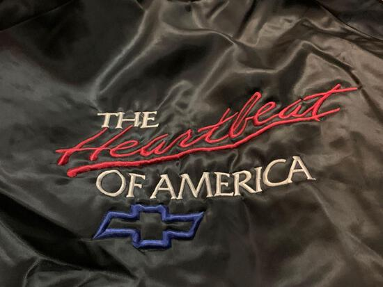 Heartbeat of America Jacket Size xl - black Polyester