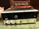 Layafette CB Radio and Booklets